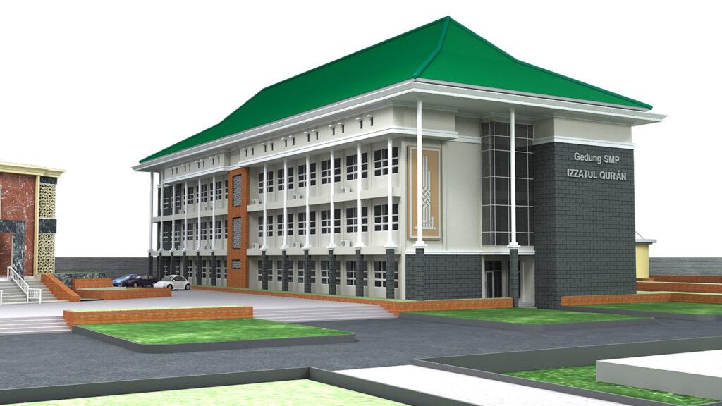 Gedung Sekolah SMP 002